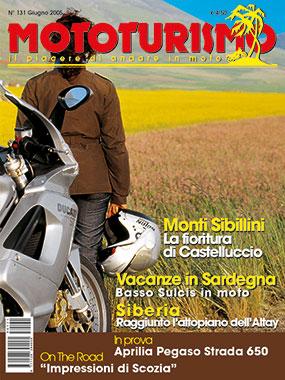 Mototurismo 131