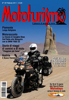 Mototurismo 187