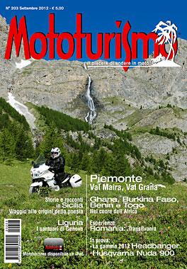 Mototurismo 203