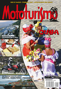 Mototurismo 232 - Cover