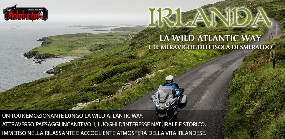 Wild Atlantic Way Fly&Ride